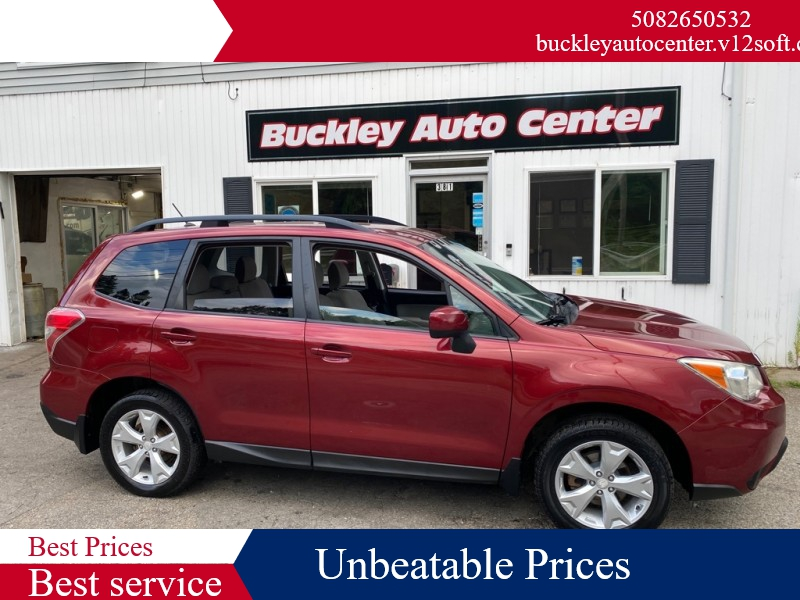SUBARU FORESTER 2014 price $7,598