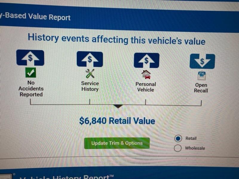 SAAB 9-7X 2008 price $5,999
