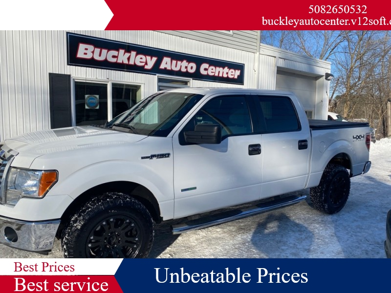 FORD F150 2012 price $17,999