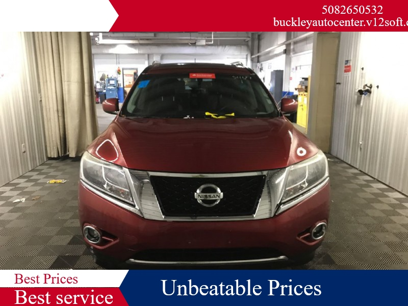 NISSAN PATHFINDER 2013 price $12,999