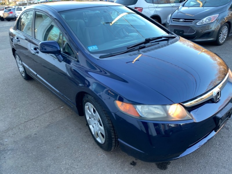 HONDA CIVIC 2008 price $5,798
