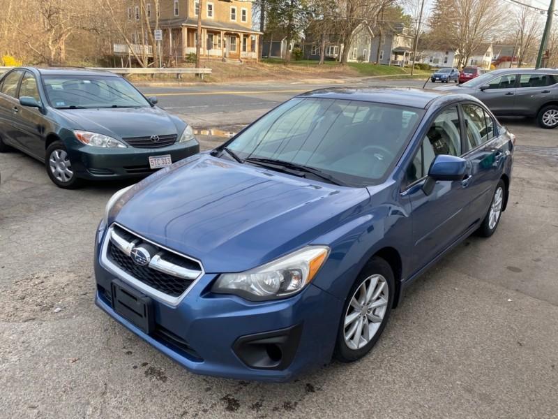 SUBARU IMPREZA 2012 price $5,999