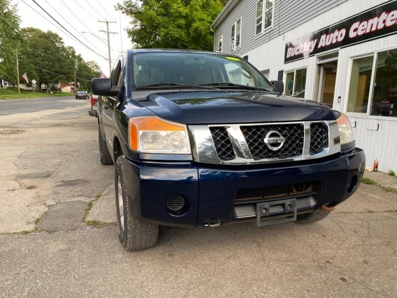 NISSAN TITAN 2009 price $9,999