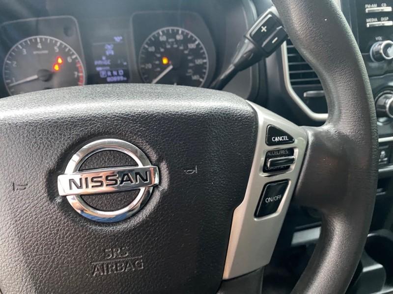 NISSAN TITAN 2017 price $23,999