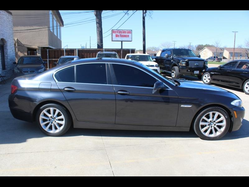 BMW 5-Series 2013 price $10,999