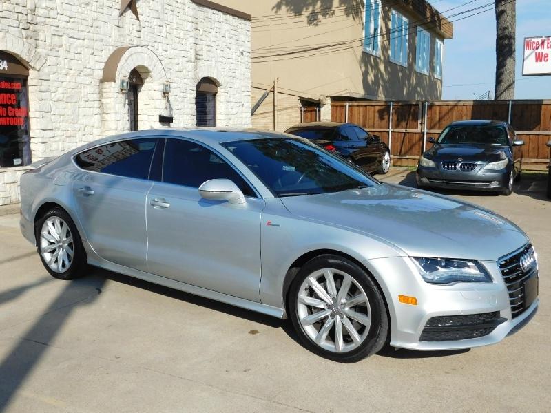 Audi A7 2013 price $21,999