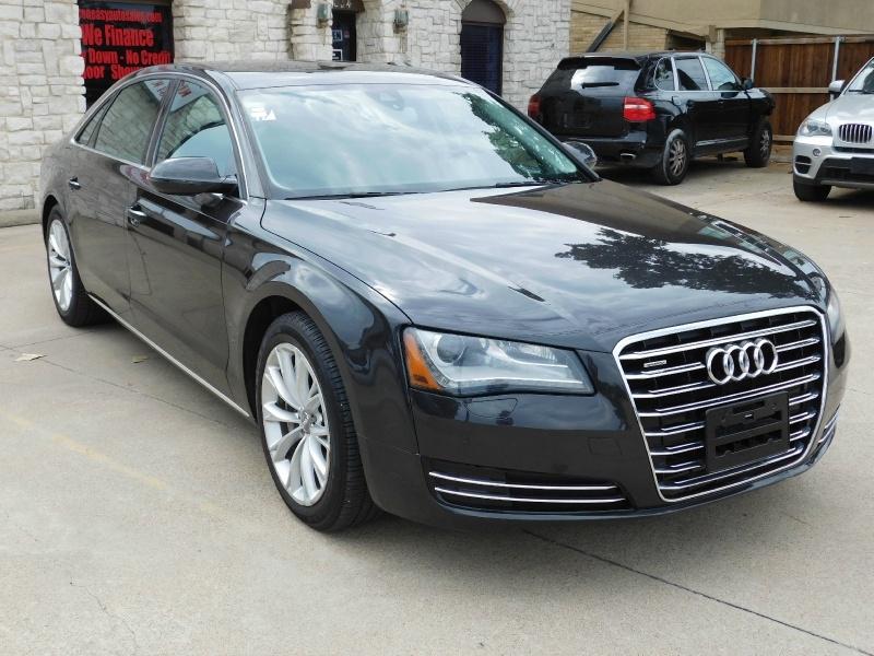 Audi A8 L 2012 price $14,999