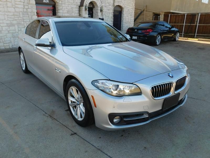BMW 5-Series 2015 price $14,999