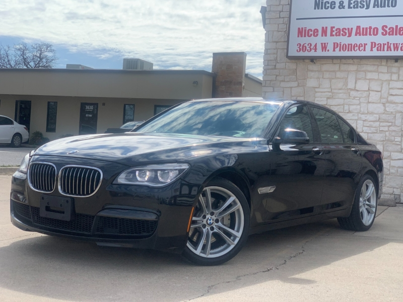 BMW 7-Series 2013 price $16,999