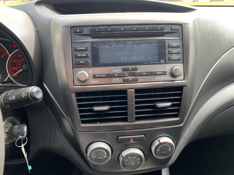 Subaru Impreza Sedan (Natl) 2008 price $9,999