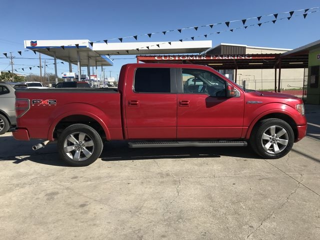 Ford F150 SuperCrew Cab 2010 price $16,500