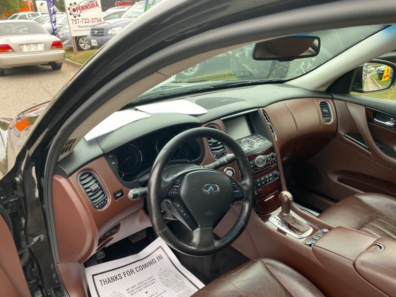 INFINITI EX35 2010 price $10,850