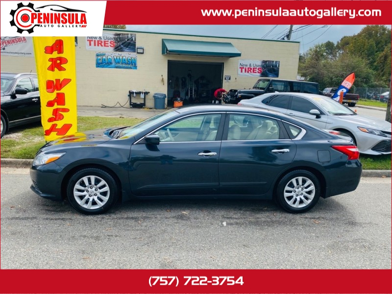 NISSAN ALTIMA S 2016 price $10,650