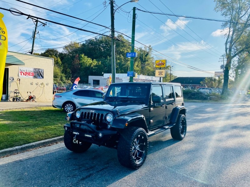 JEEP WRANGLER UNLIMI 2014 price $27,650