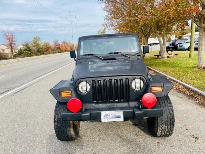 JEEP WRANGLER / TJ 2000 price $6,800