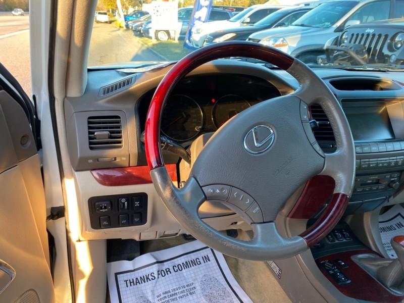 LEXUS GX 2008 price $11,750