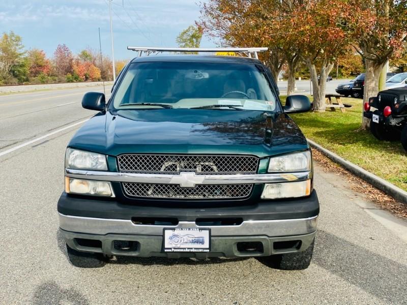 CHEVROLET SILVERADO 1500 2003 price $6,350