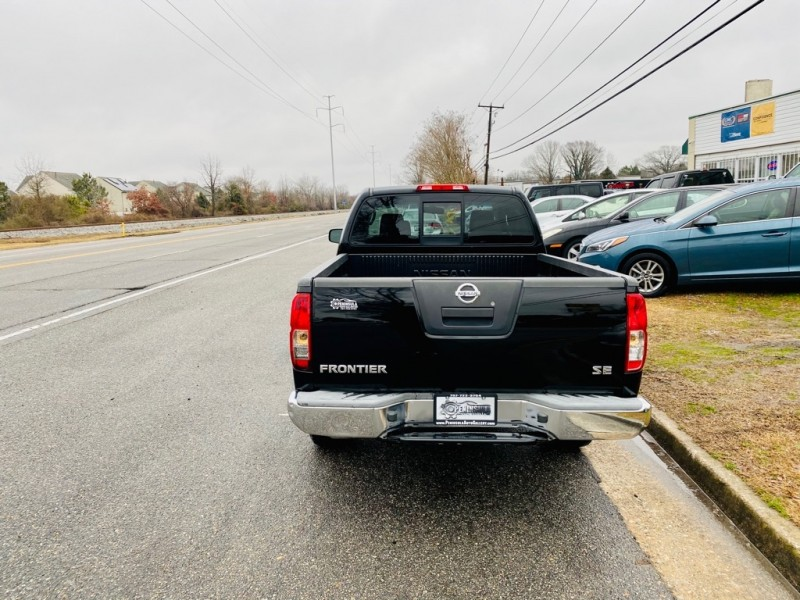 NISSAN FRONTIER 2010 price $8,150