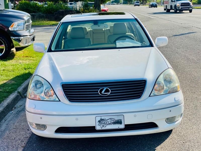 LEXUS LS 2002 price $5,650