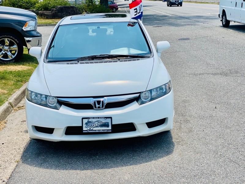HONDA CIVIC 2010 price $9,250