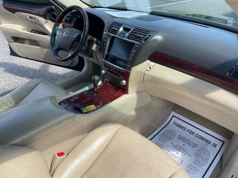 LEXUS LS 2011 price $17,850