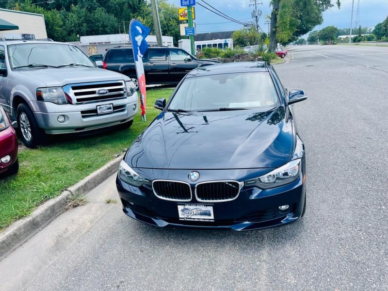BMW 328 2013 price $16,750