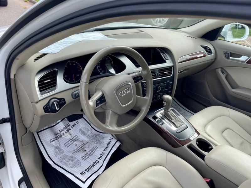 AUDI A4 2012 price $10,850