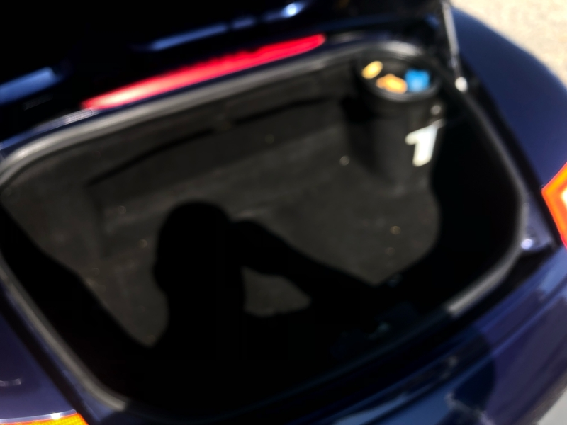 Porsche Boxster 2001 price $8,999