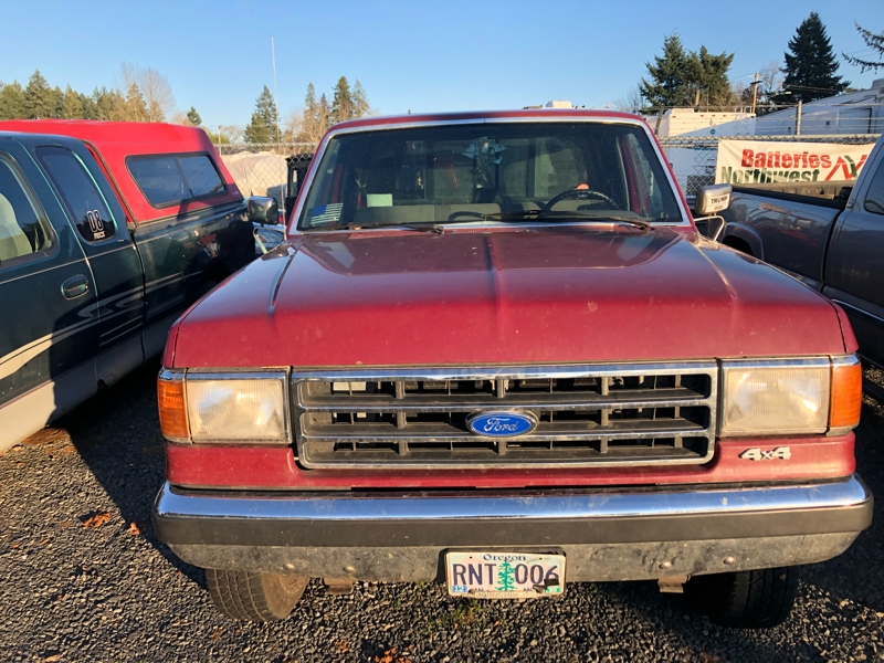 Ford f250 1991 price $2,455