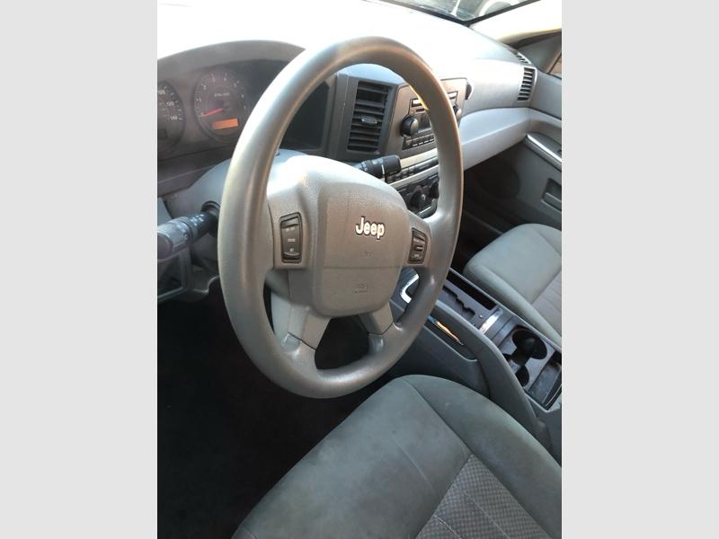 Jeep Grand Cherokee 2005 price $4,499