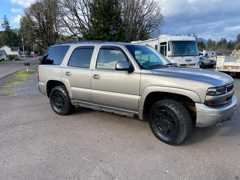 Chevrolet Tahoe 2002 price $3,499