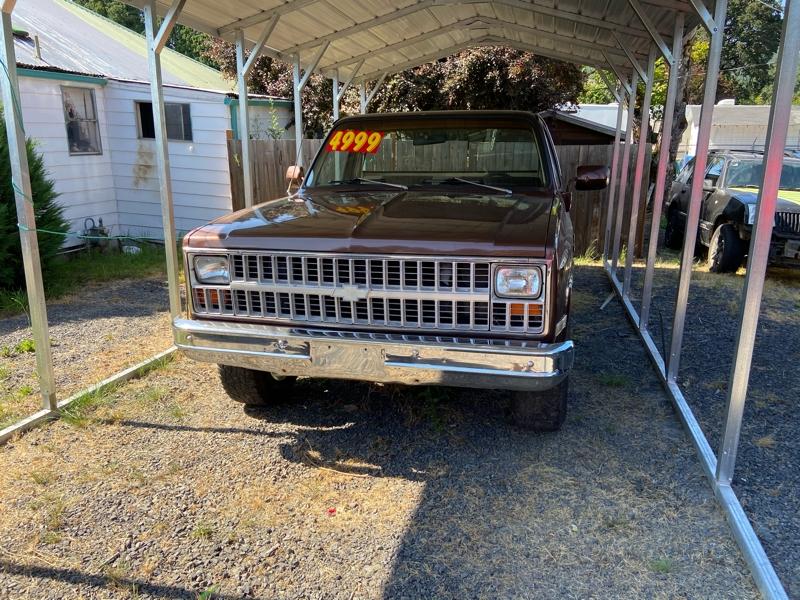 Chevrolet Pickup 1982 price $4,999