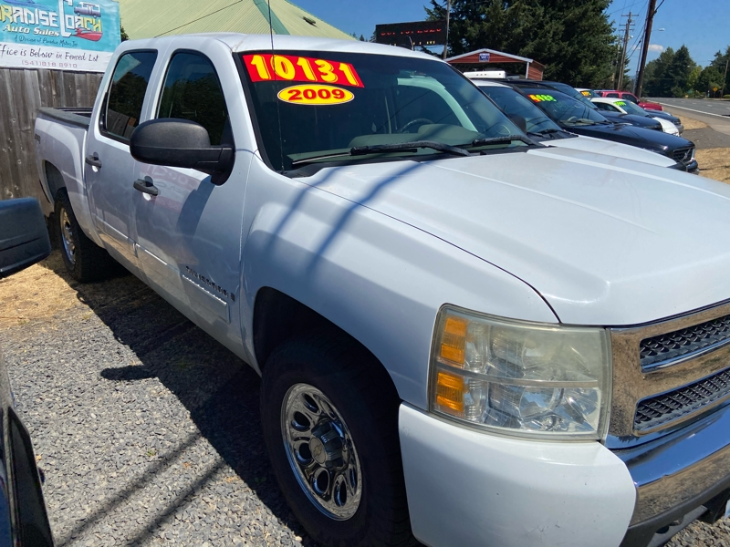 Chevrolet Silverado 1500 2008 price $10,999