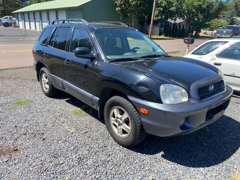 Hyundai Santa Fe 2003 price $2,999