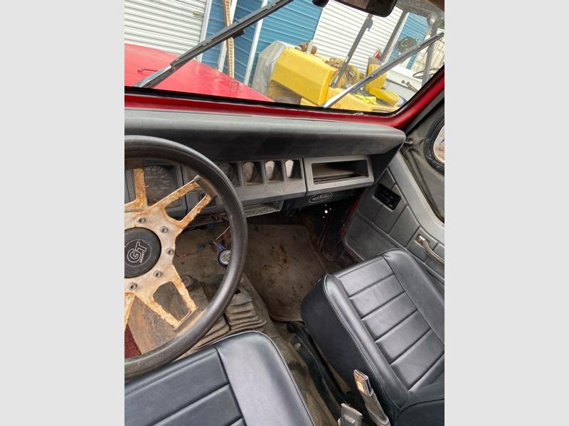 Jeep Wrangler 1993 price $4,999