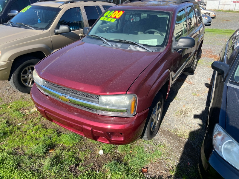 Chevrolet TrailBlazer 2005 price $3,999