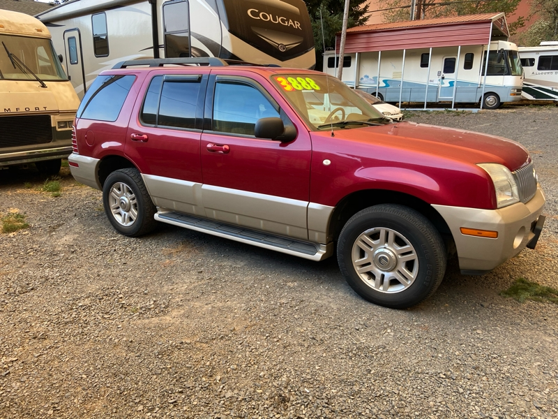 Mercury Mountaineer 2005 price $3,799