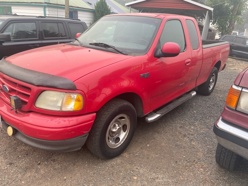Ford F-150 2002 price $3,450