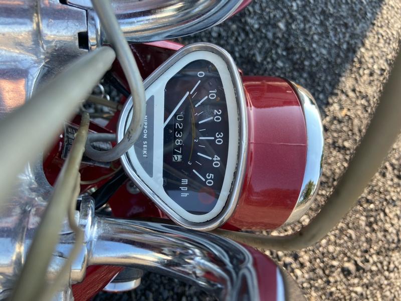 Honda CT70 1970 price $3,999