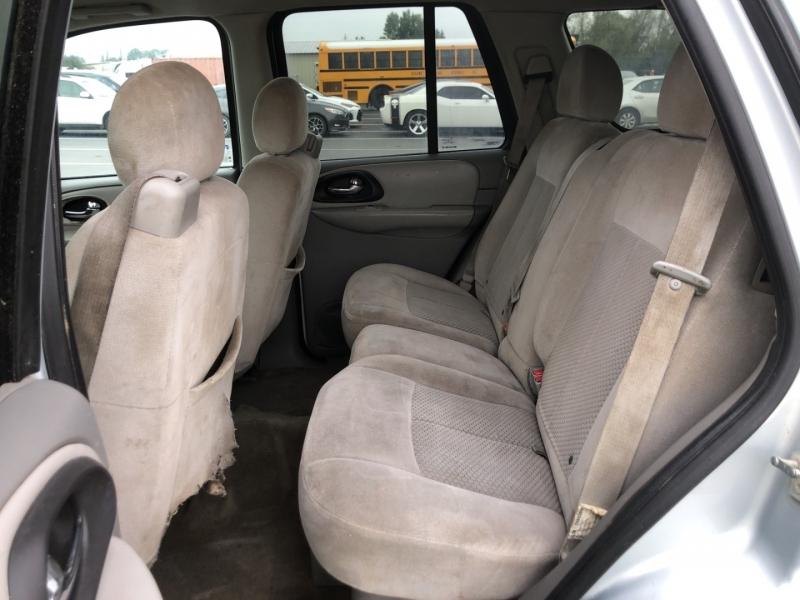 Chevrolet TrailBlazer 2007 price $4,499