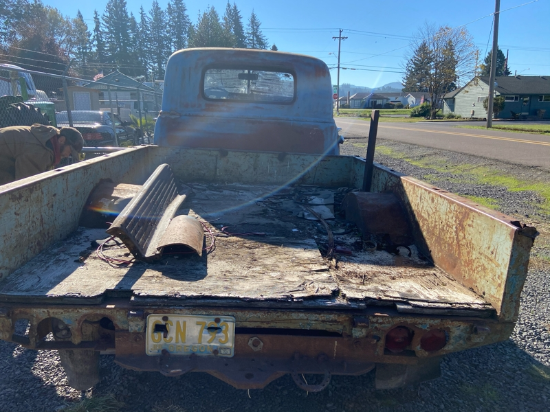 Chevrolet Pickup 1954 price $999