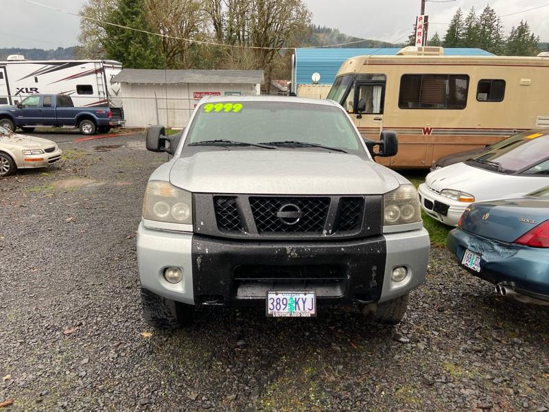 Nissan Titan 2010 price $9,999