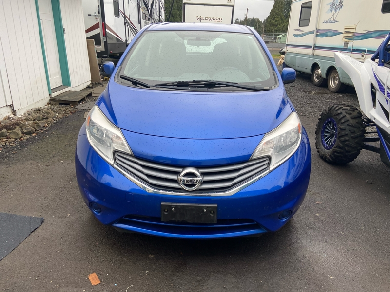 Nissan Versa Note 2014 price $4,999