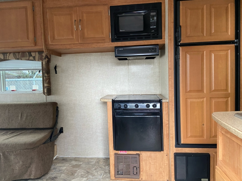 Forest River WILDWOOD Sport Toy Hauler 2007 price $9,999