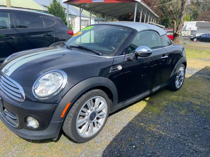 Mini Cooper Coupe 2012 price $5,999