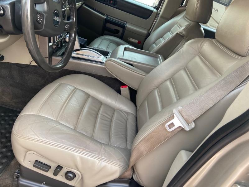 Hummer H2 2004 price $14,988
