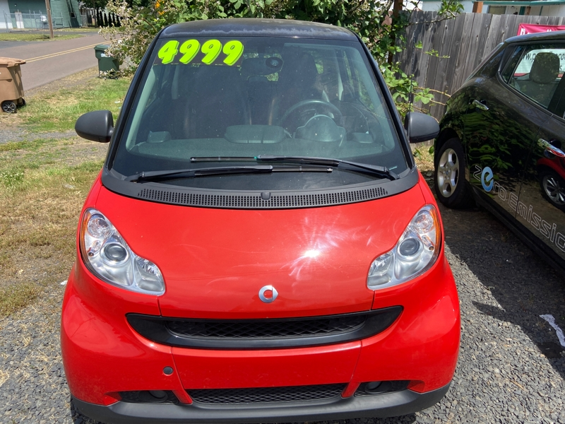 Smart fortwo 2008 price $4,499