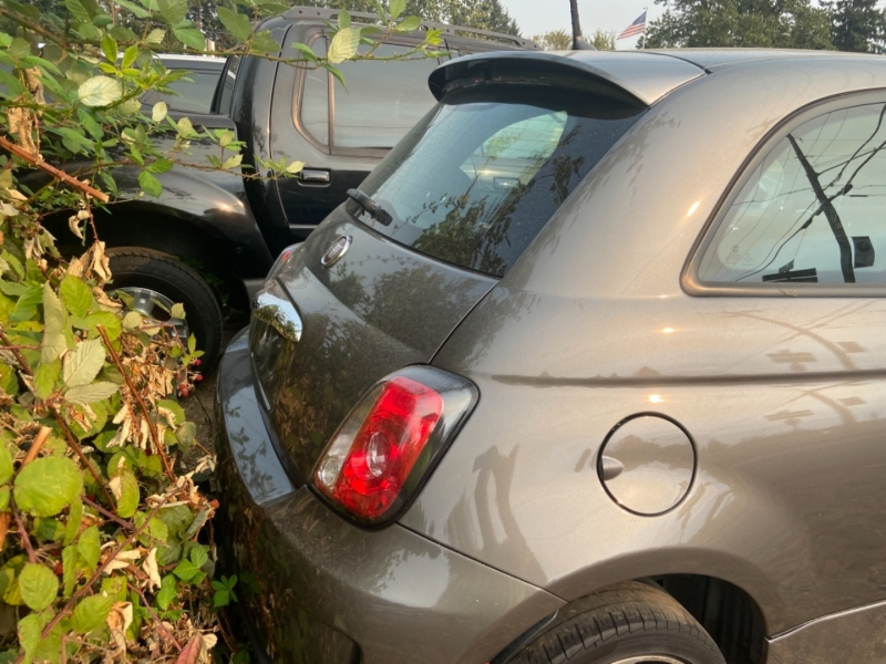 Fiat 500 2013 price $5,555