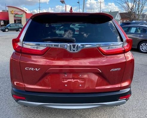 Honda CR-V 2017 price $22,700