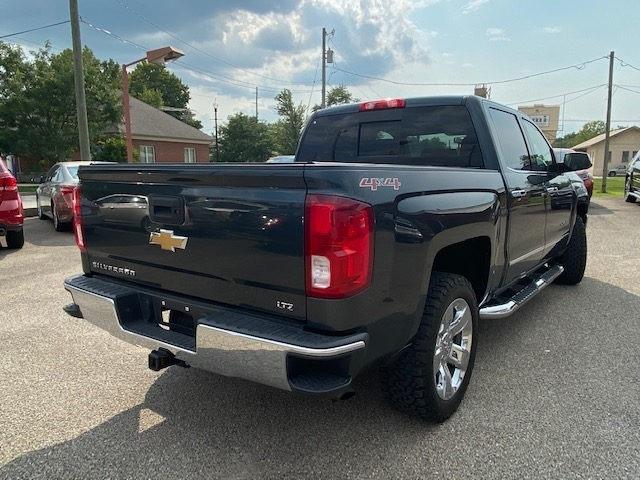 Chevrolet Silverado 1500 2017 price $39,997